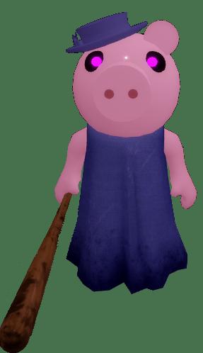 Grandmother – Piggy